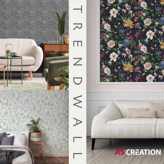 Trendwall - тільки модні шпалери!