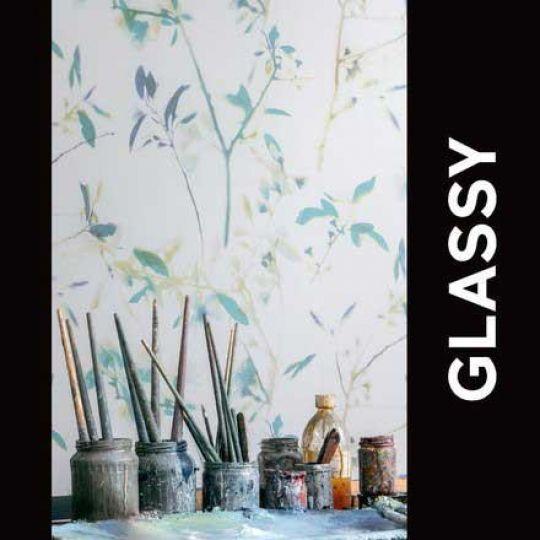 Колекція шпалер BN International Glassy