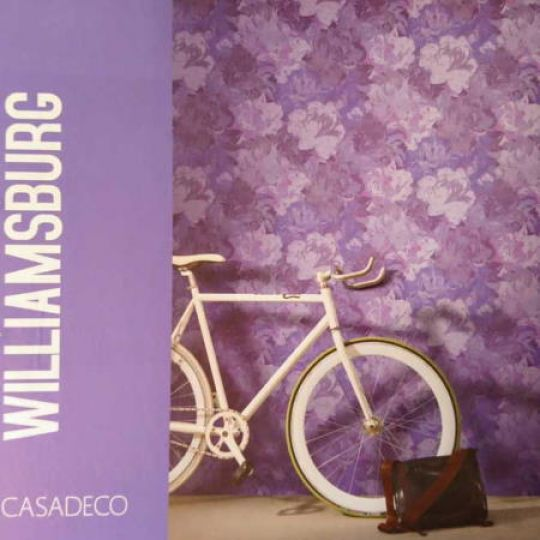 Украсьте стены яркими цветами!