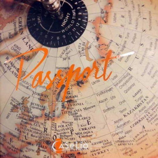 Колекція шпалер Caselio Passport