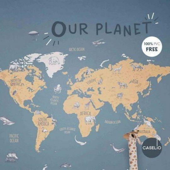 Відкрийте дивовижний світ нашої планети!