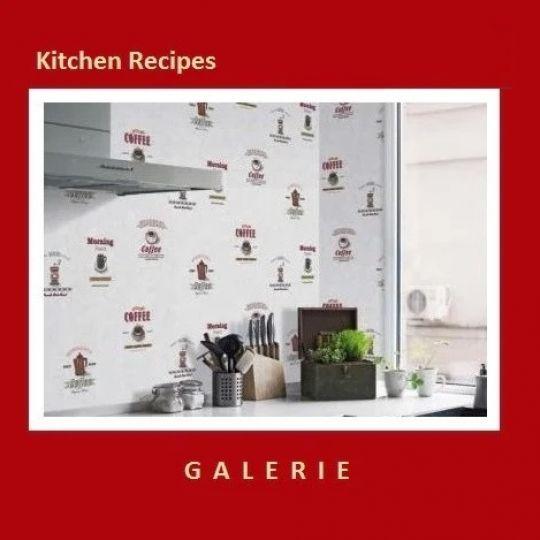 Кухонный каталог с износоустойчивыми обоями