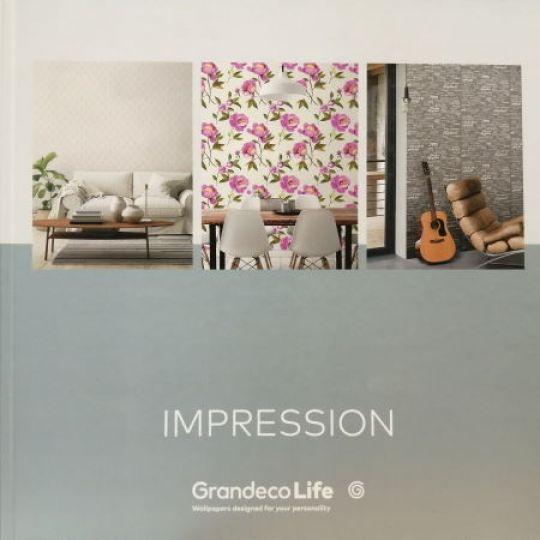 Сборник обоев на различную тематику от бельгийского Grandeco
