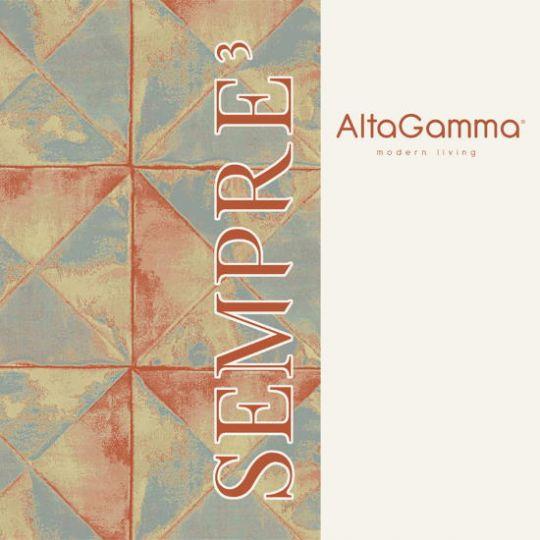 Итальянские обои Altagamma Sempre 3 - роскошь в каждом полотне!