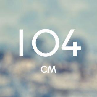 104 см