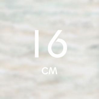 16 см