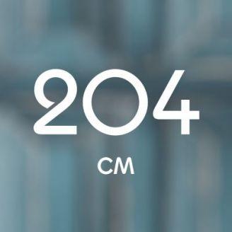204 см