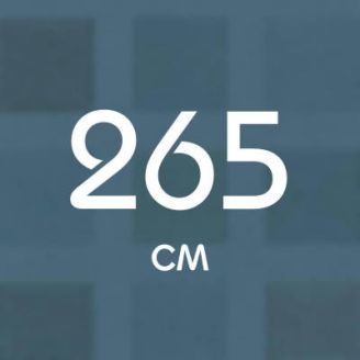 265 см