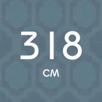 318 см