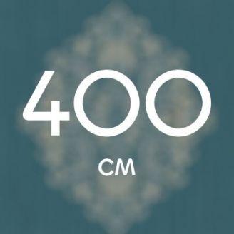 400 см