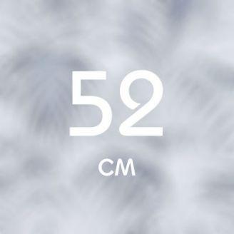 52 см