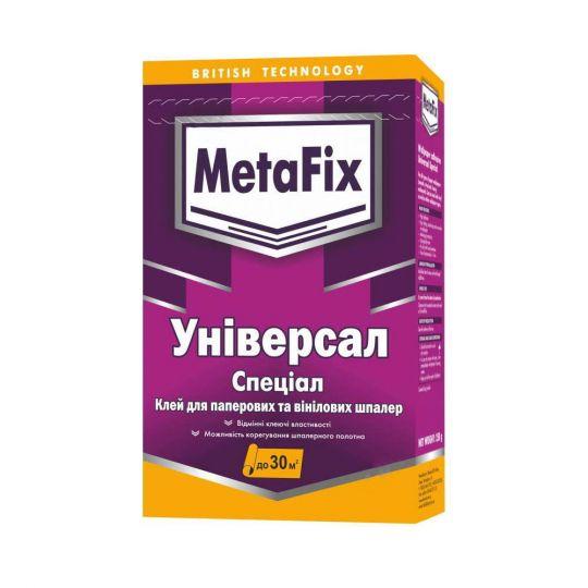Клей MetaFix Универсал Специал для бумажных и виниловых обоев 250 г