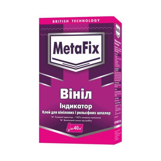 Клей MetaFix Винил Индикатор для виниловых и рельефных обоев 300 г