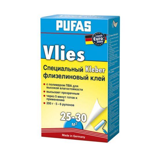 Клей для флизелиновых обоев Pufas Vlies Kleber 200 г