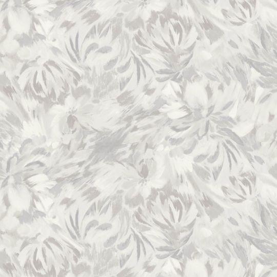 Обои Sirpi Missoni 3 10221 цветочное полотно бело-серое