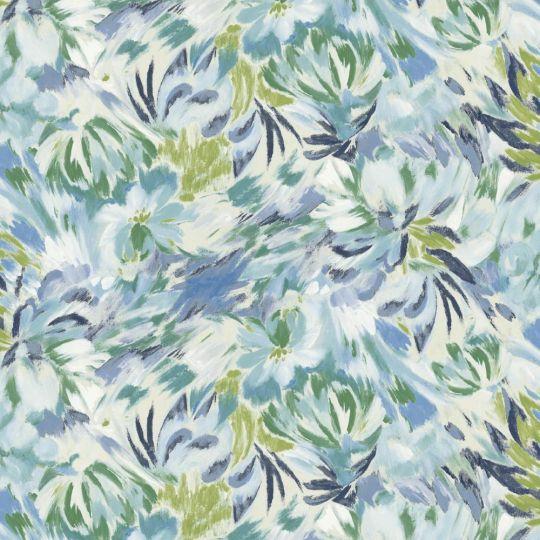 Обои Sirpi Missoni 3 10225 цветочное полотно голубое