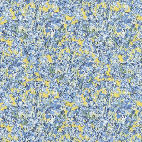 Шпалери BN International Van Gogh 17150 іриси сині