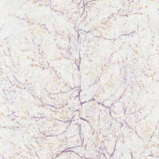 Шпалери BN International Van Gogh 17162 персикове дерево рожеве