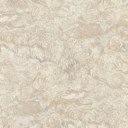 Шпалери BN International Van Gogh 17171 пшеничне поле темно-бежеву