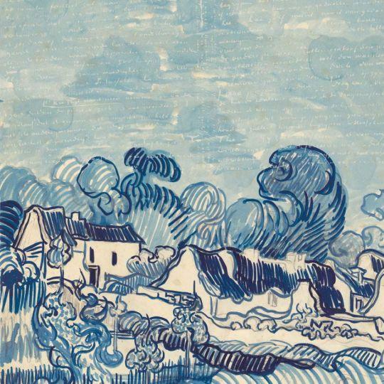 Панно 200332 BN International Van Gogh 2 3,0 х 2,8 м