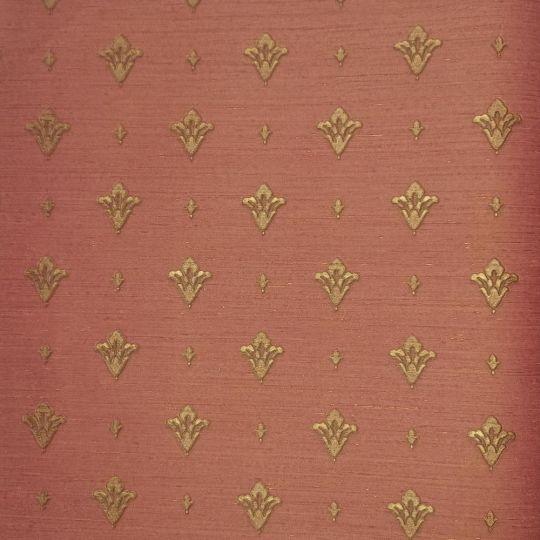 Обои Sirpi Italian Tradition 21810 королевская лилия красная
