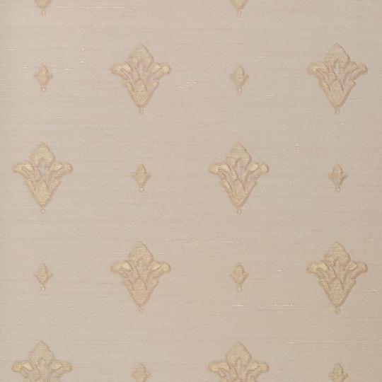 Обои Sirpi Italian Tradition 21813 королевская лилия бежево-золотая