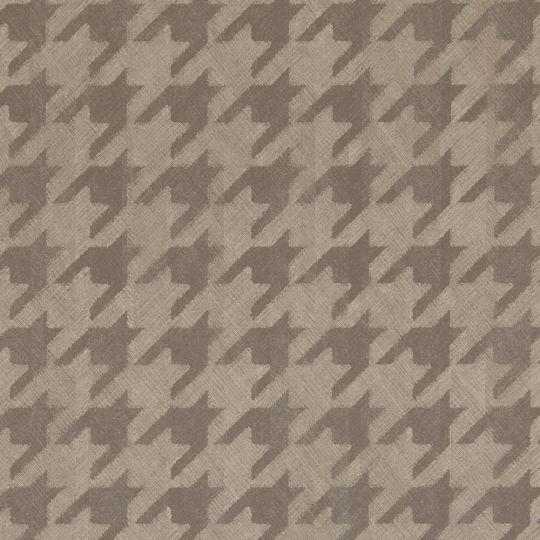 Обои BN International Interior Affairs 218723 гусиные лапки коричневые