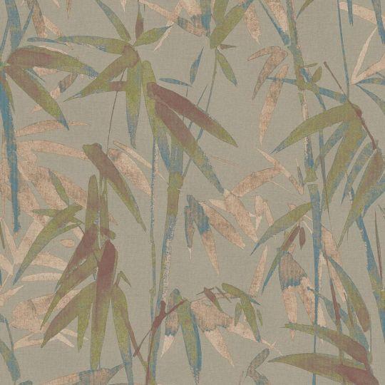 Обои Sirpi AltaGamma Life 23700 бамбуковая роща бронзовая