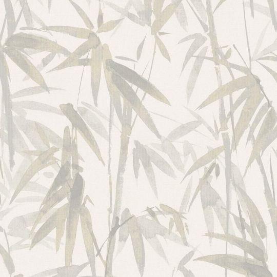Обои Sirpi AltaGamma Life 23702 бамбуковая роща бежевая