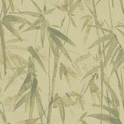 Шпалери Sirpi AltaGamma Life 23703 бамбуковий гай салатова