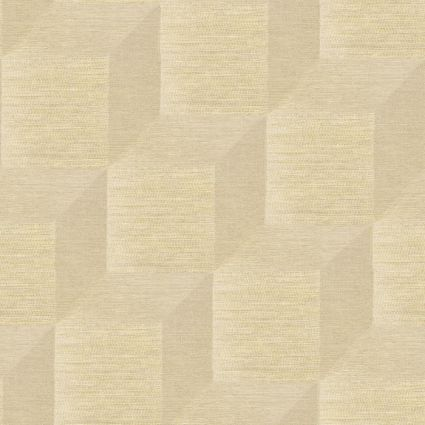 Обои Sirpi AltaGamma Life 23711 3D кубики желтые