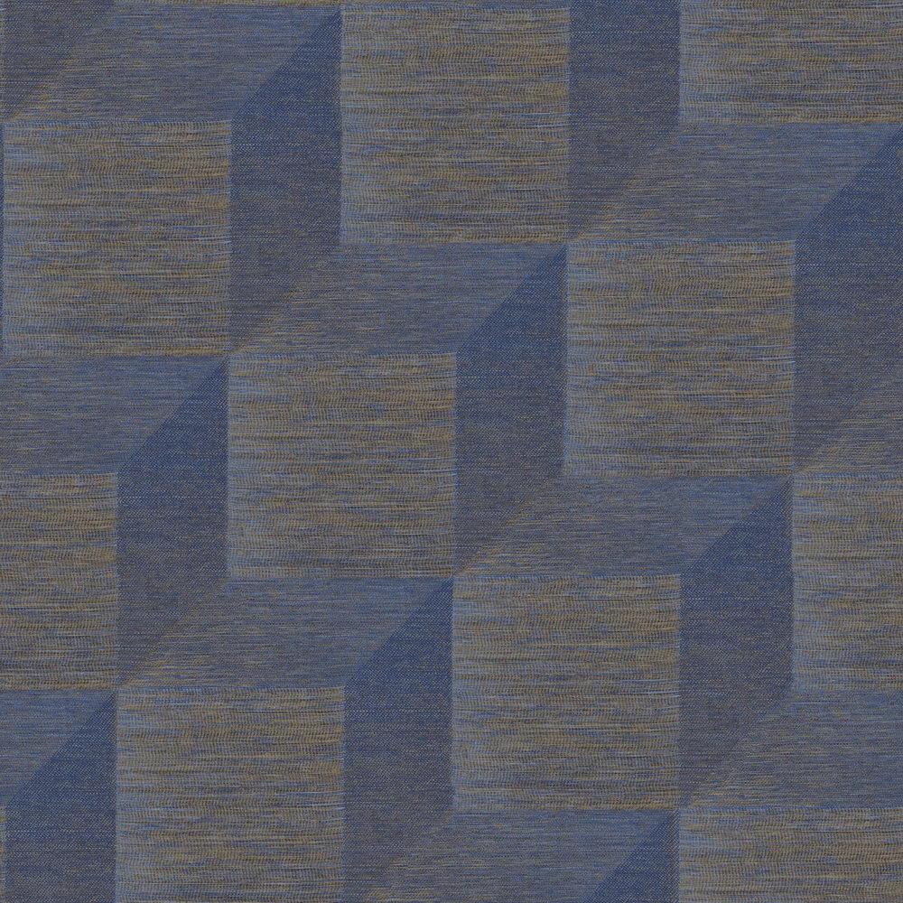 Шпалери Sirpi AltaGamma Life 23715 3D кубики сині