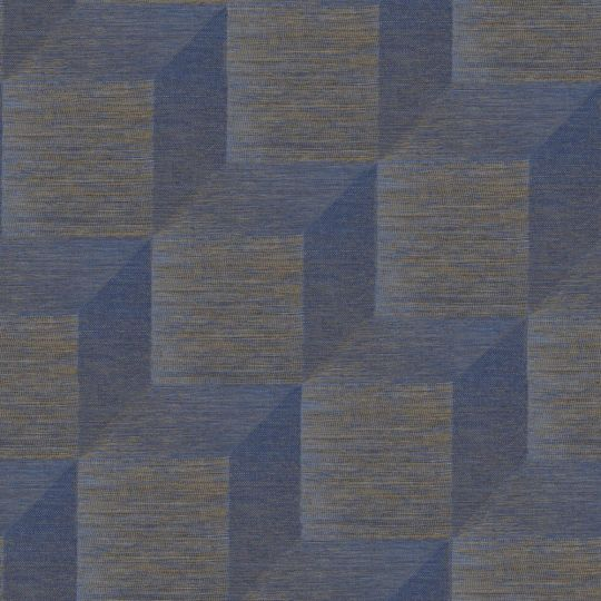 Обои Sirpi AltaGamma Life 23715 3D кубики синие