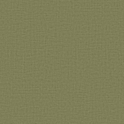 Обои Sirpi AltaGamma Kilt 24209 под ткань лен темно-салатовые