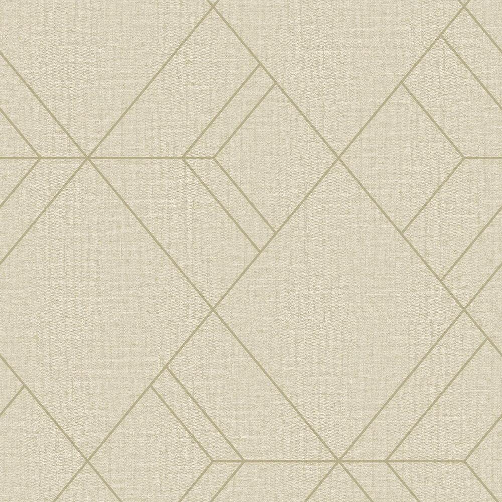 Обои Sirpi AltaGamma Kilt 24231 геометрические узоры золотые