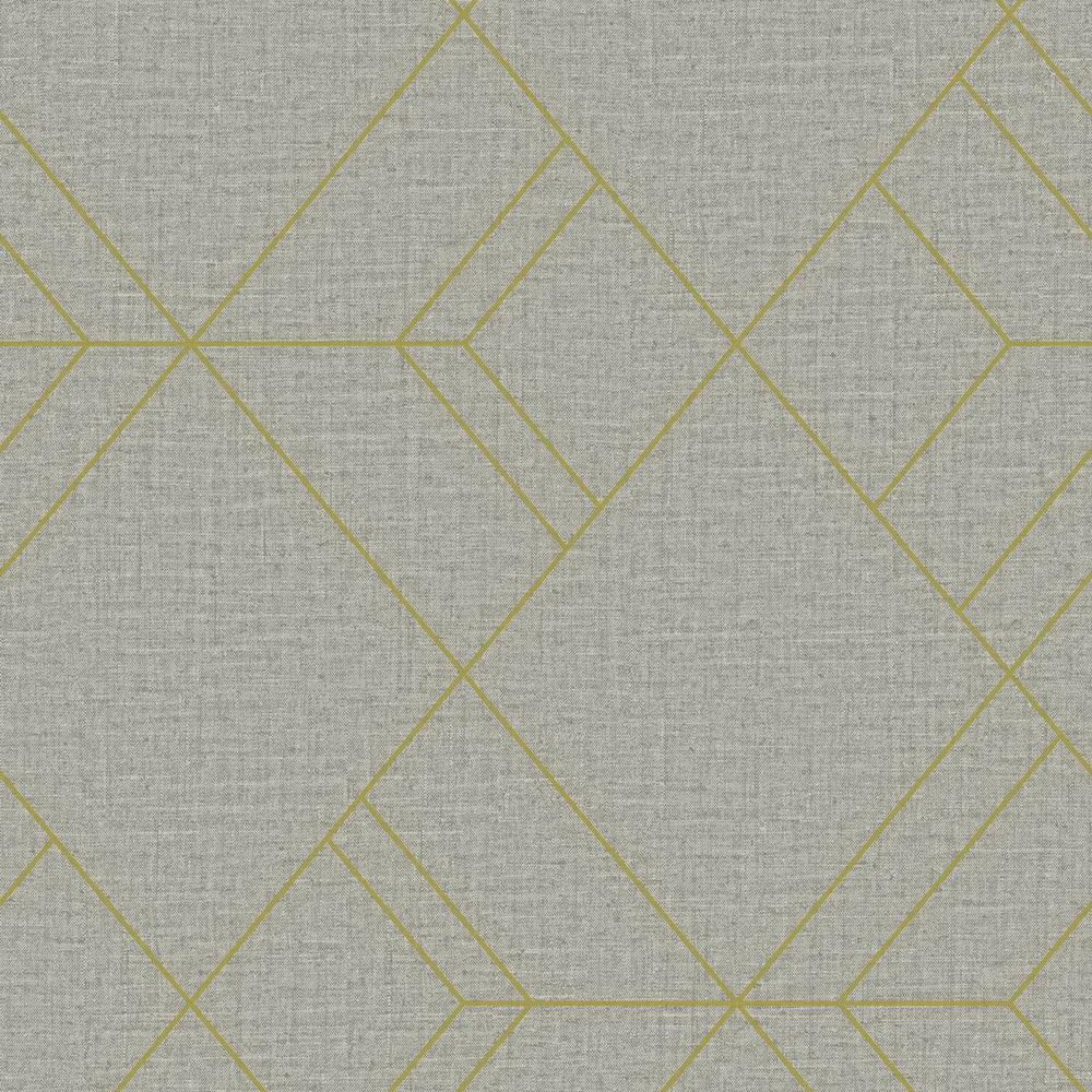 Обои Sirpi AltaGamma Kilt 24232 геометрические узоры на сером