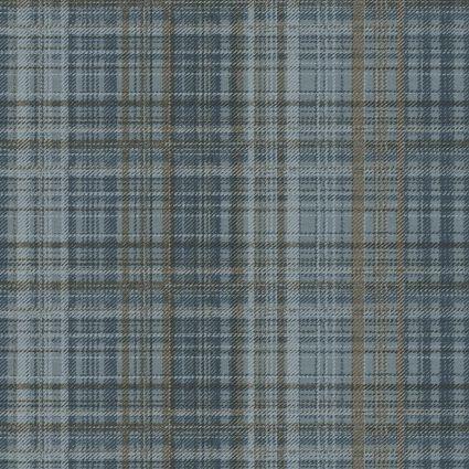 Шпалери Sirpi AltaGamma Kilt 24261 шотландський тартан синій