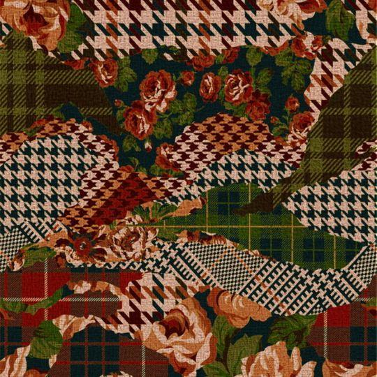 Панно Sirpi AltaGamma Kilt 24294 панно шодтландка різнобарвна