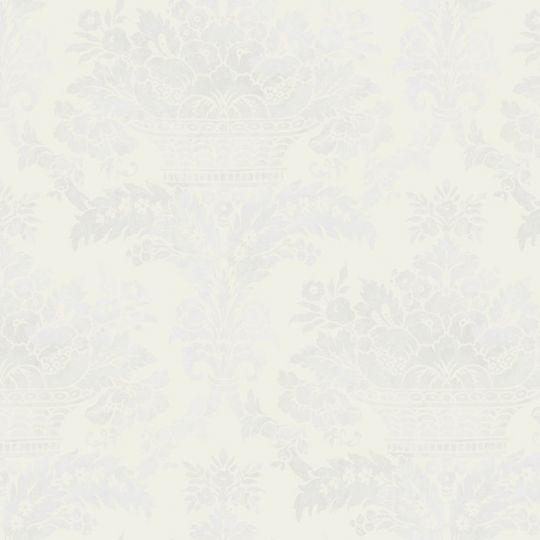 Обои Sirpi Sempre 3 24303 классика бело-серая