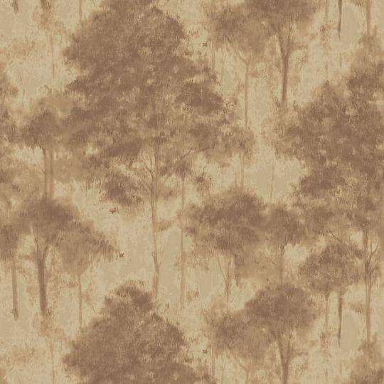 Обои Sirpi Komi 24702 деревья оранжевые