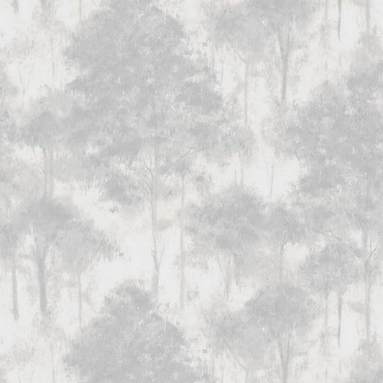 Обои Sirpi Komi 24704 деревья бело-серые