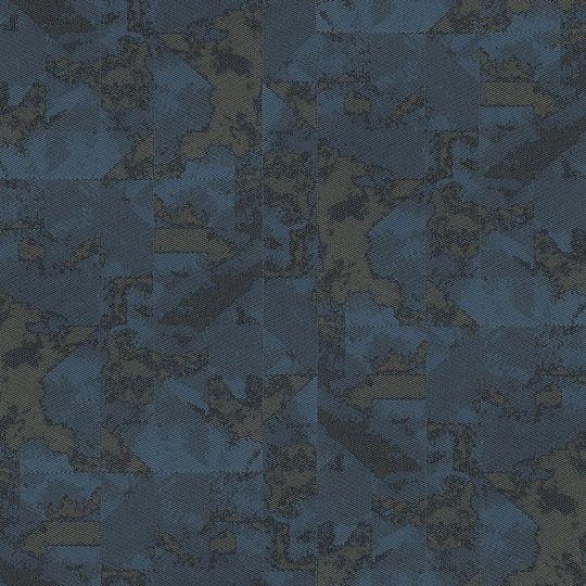 Обои Sirpi Komi 24743 под ткань синие