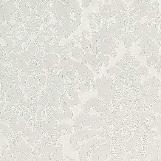 Обои Sirpi Italian Silk 7 24804 дамаск светло-серый