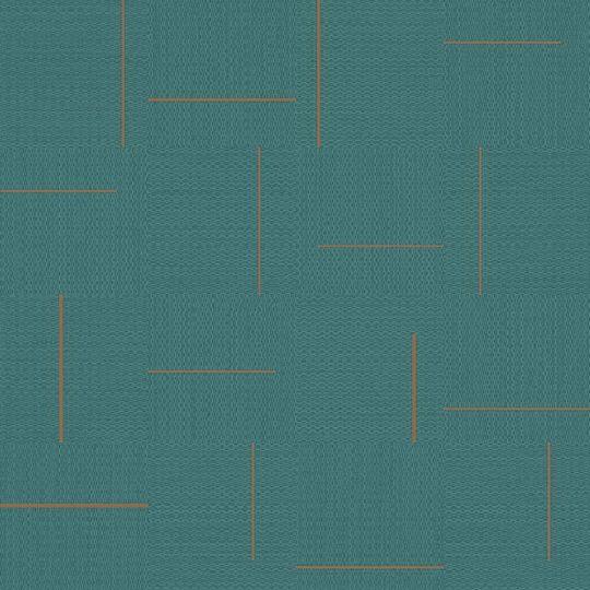 Обои Sirpi AltaGamma Home 3 24904 квадраты водная синь