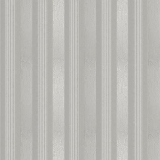 Шпалери Sirpi Italian Velour 25024 класична смуга срібло