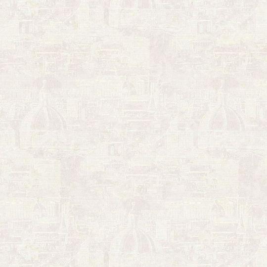 Велюрові шпалери Sirpi Italian Velour 25050 Рим перламутр