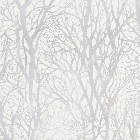Обои AS Creation New Life 30094-1 деревья белые