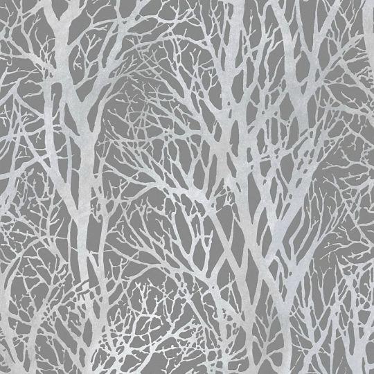 Обои AS Creation New Life 30094-3 деревья серые