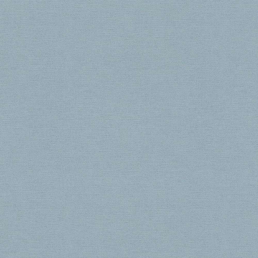Шпалери AS Creation Origin Ethno 30688-7 блакитна однотонка 0,53 х 10,05 м