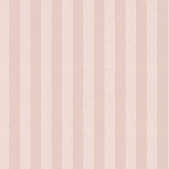 Обои AS Creation Romantico 3121-50 в полоску розовые